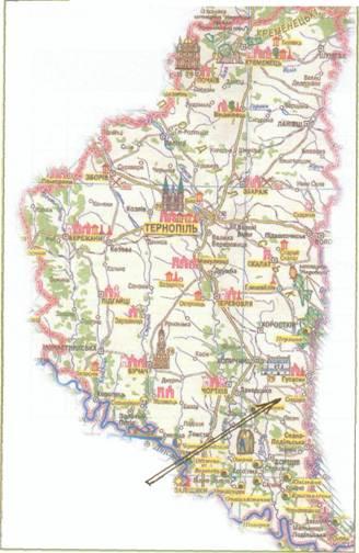 Характеристика земельної ділянки на